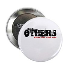 "cafe lost numbers 2.25"" Button (10 pack)"
