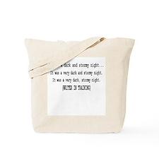 Writer in Training Writer's Tote Bag
