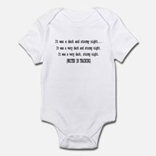 Writer in Training Writer's Infant Bodysuit