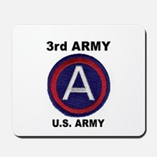3RD ARMY Mousepad