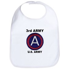 3RD ARMY Bib