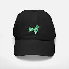 St. Patricks Day Dachshund Doxie Baseball Hat