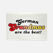German Grandmas Rectangle Magnet