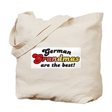 German Grandmas Tote Bag