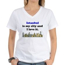 Istanbul Is My City And I Love It T-Shirt