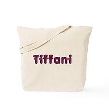 Tiffani Red Caps Tote Bag