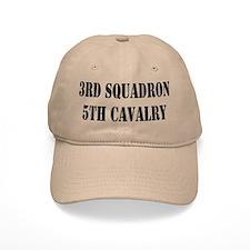 3RD SQUADRON 5TH CAVALRY Baseball Cap