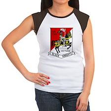 3RD SQUADRON 5TH CAVALR Women's Cap Sleeve T-Shirt