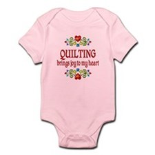 Quilting Joy Infant Bodysuit