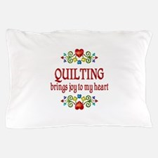 Quilting Joy Pillow Case