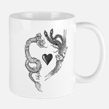 longfeng heart Mug
