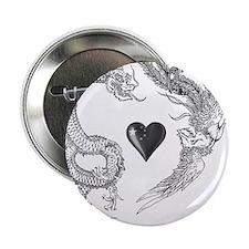 "longfeng heart 2.25"" Button"