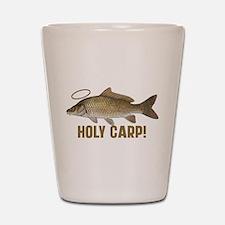 Holy Carp Shot Glass