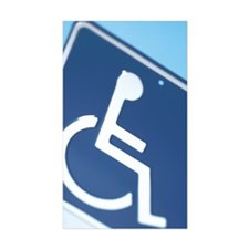 Handicapped accessible s Decal