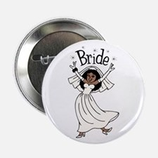 Bride II (African American) Button