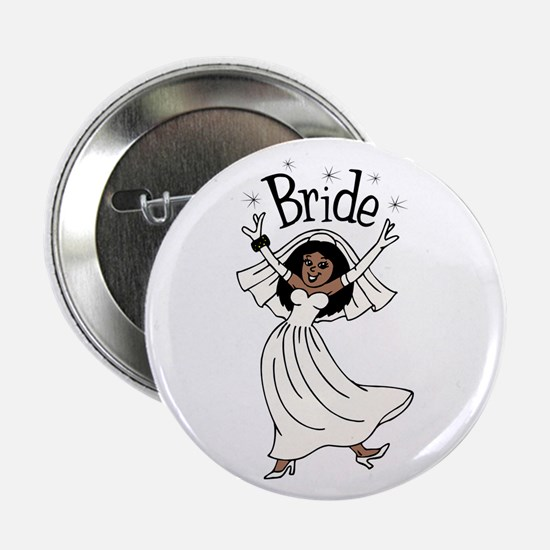 Bride II (African American) Button