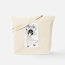 Bride II (African American) Tote Bag