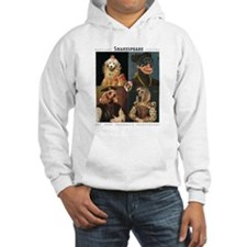 MD Shakespeare Dogs Hoodie