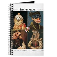 MD Shakespeare Dogs Journal