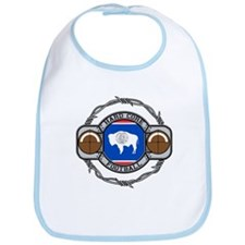 Wyoming Football Bib
