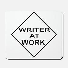 Writer at Work Writer's Mousepad