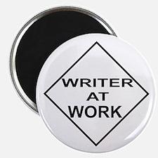 Writer at Work Writer's Magnet