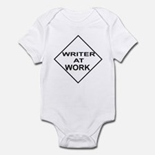 Writer at Work Writer's Infant Bodysuit