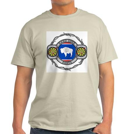 Wyoming Darts Light T-Shirt