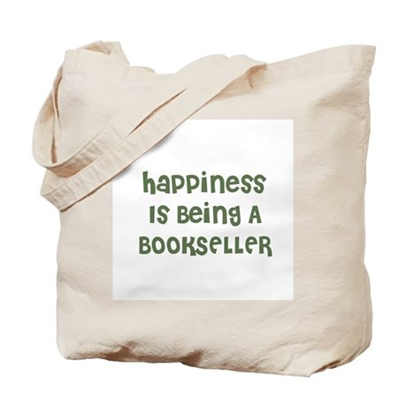 Happiness Is Being A BOOKSELL Tote Bag