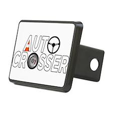 Auto Crosser Hitch Cover