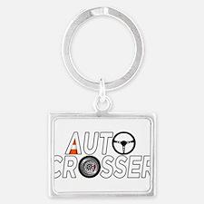 Auto Crosser Keychains