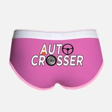 Auto Crosser Women's Boy Brief