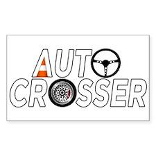 Auto Crosser Decal