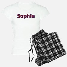 Sophie Red Caps Pajamas
