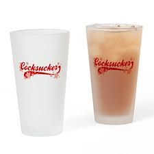 Cocksucker Drinking Glass