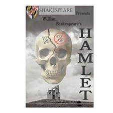 MSF Hamlet Postcards (Package of 8)