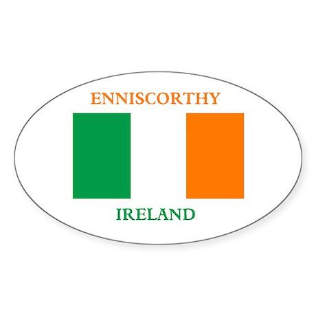 Enniscorthy Ireland Sticker