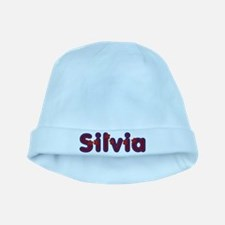 Silvia Red Caps baby hat