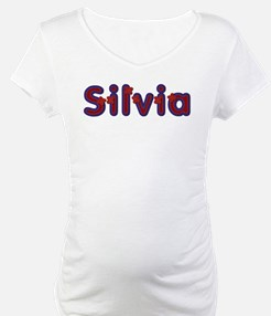 Silvia Red Caps Shirt