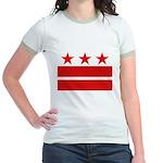 3 Stars 2 Bars Jr. Ringer T-Shirt