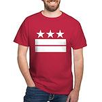 3 Stars 2 Bars Dark T-Shirt