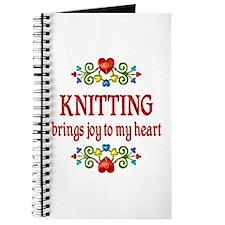 Knitting Joy Journal