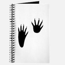 Raccoon Tracks Journal