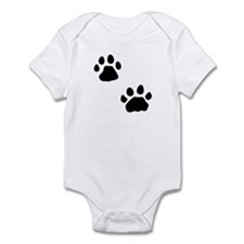 Lion Tracks Infant Bodysuit