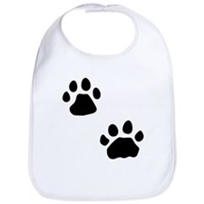 Lion Tracks Bib