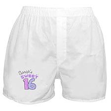 Sarah 16 Boxer Shorts