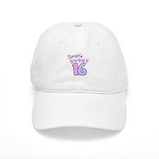Sarah 16 Baseball Cap