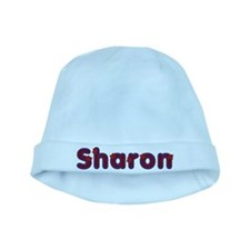 Sharon Red Caps baby hat