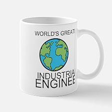 Worlds Greatest Industrial Engineer Mug