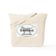 Swissie GRANDMA Tote Bag